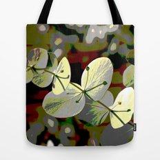 Bright Leaf Tote Bag