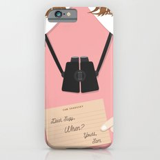 Moonrise Kingdom Wes And… iPhone 6 Slim Case