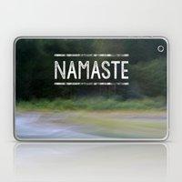Namaste Laptop & iPad Skin