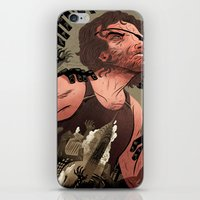 Escape From New York Pos… iPhone & iPod Skin