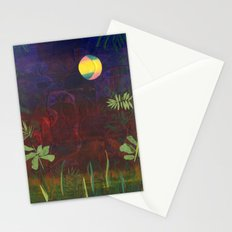 Moon Garden Stationery Cards
