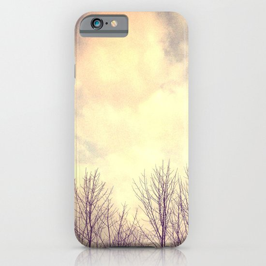 Her Bare Branches Waited for Spring iPhone & iPod Case
