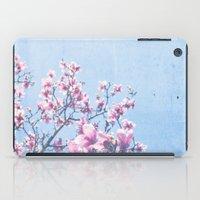 She Bloomed Everywhere S… iPad Case