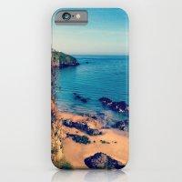 Ripples Of The Ocean iPhone 6 Slim Case