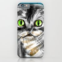 Scottish Fold Cat iPhone 6 Slim Case