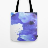 GALAXY {BLUE} Tote Bag