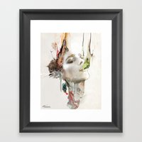 Morning Chorus Framed Art Print