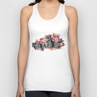 FILLED WITH CITY II Unisex Tank Top