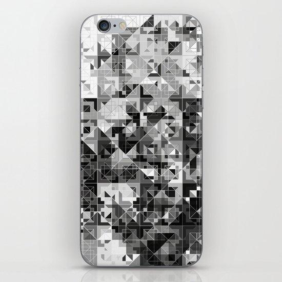 Zellige | 003 Monochrome iPhone & iPod Skin