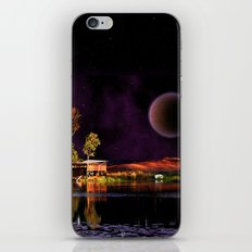 When dreams are living in my sleep iPhone & iPod Skin