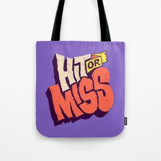 Hit or Miss Tote Bag