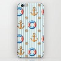 sea day  iPhone & iPod Skin