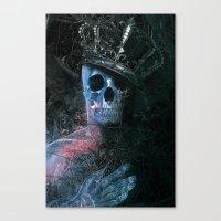 Heartless Kings Canvas Print