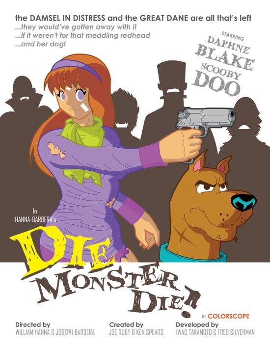 Mystery Inc. (Die Monster Die! Variant) Art Print
