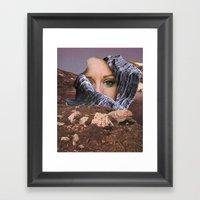 Water Soul Framed Art Print