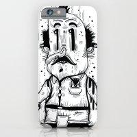 Stinky Man iPhone 6 Slim Case