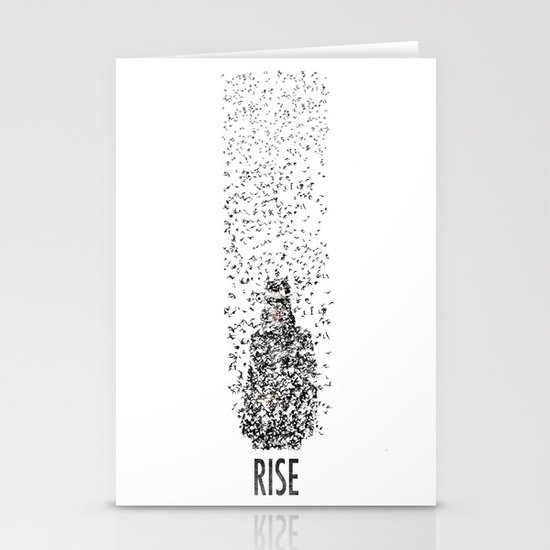 Catwoman Stationery Card