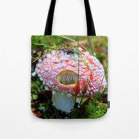 Killer Mushroom Tote Bag