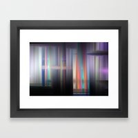 Abstract II Framed Art Print
