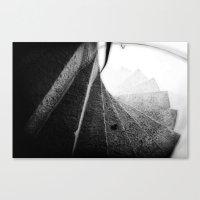 166 Steps Canvas Print