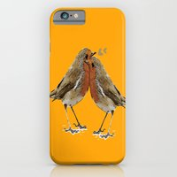 Cute Birds iPhone 6 Slim Case