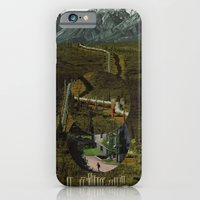 iPhone & iPod Case featuring As For the Troubles You Will Face, I Can Only Say Good Luck by Stefan Volatile-Wood