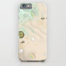 Walking on the beach Slim Case iPhone 6s