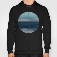 Blue California Ocean Hoody