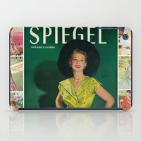 1951 Spring/Summer Catal… iPad Case