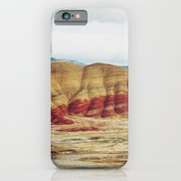 iPhone & iPod Case featuring Painted Hills by Kevin Russ