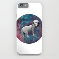 iPhone & iPod Case featuring The Space Sheep 2.0 by Karolis Butenas