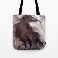Strange Mind Tote Bag