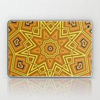 Liquid Gold Nuggets Laptop & iPad Skin