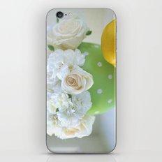 Polka Dots and a Lemon iPhone & iPod Skin