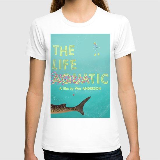 The Life Aquatic T-shirt