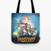 In A Little Galaxy Not S… Tote Bag