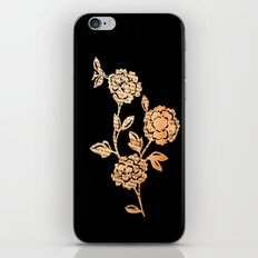 PAPERCUT FLOWER 3 iPhone & iPod Skin