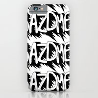 iPhone & iPod Case featuring Bazdmeg by Sára Szabó