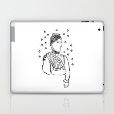 King of Clubs Laptop & iPad Skin