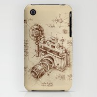 iPhone 3Gs & iPhone 3G Cases featuring Moment Catcher by Enkel Dika