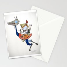 sleepwalker Stationery Cards