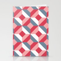 MRABA Pattern 1 Stationery Cards
