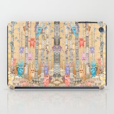 Monster forest iPad Case