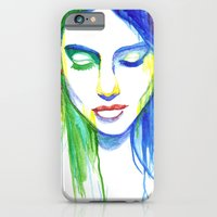 iPhone & iPod Case featuring Sadness is a Blessing by weshouldbestrangers
