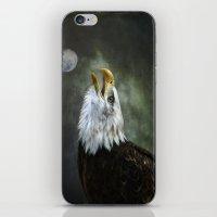 Eagle Calling iPhone & iPod Skin