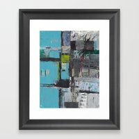 Abstract 2014/11/12 Framed Art Print