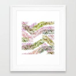 Framed Art Print - tropical florest - franciscomffonseca