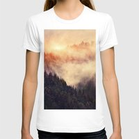 autumn T-shirts featuring In My Other World by Tordis Kayma