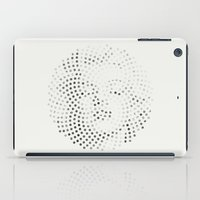 Optical Illusions - Iconical People 2 iPad Case
