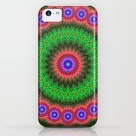 Mandala Flower Bouquet iPhone 5c Slim Case